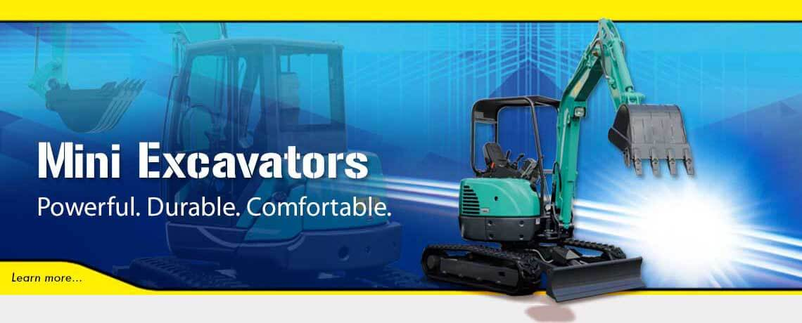 IHI Mini Excavators Sales Service & Repair Melbourne