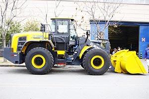 XC948 Wheel Loader